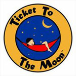 Ticket to the Moon Hängematten