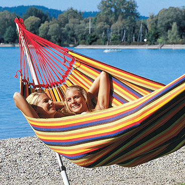 Hammocks without spread bar
