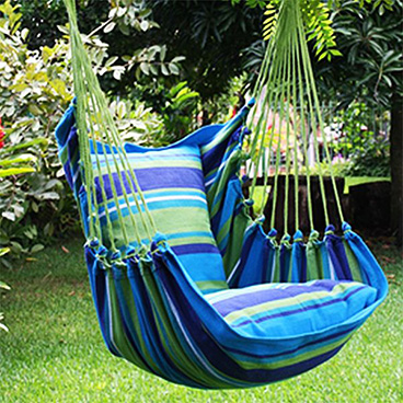 Padded Hanging Chairs