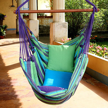 Hammock chair colorful
