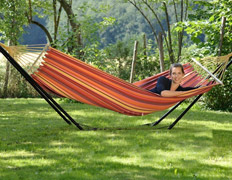 Hammocks with Stand Set