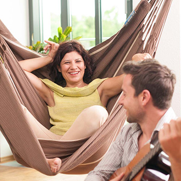 Organic Hammock Chair